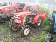 Японские тракторы,  мини-тракторы и спецтехника