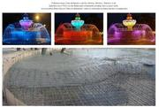 Гидроизоляция бассейнов,  фонтанов,  фундамента и т.д.