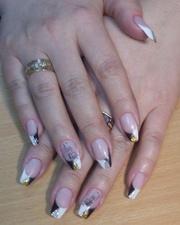 Наращивание ногтей)Фотодизайн