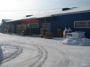 Сдам склады 2000кв м,  теплые,  пр. Автомобилистов 16