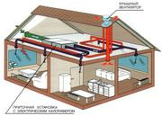 Монтаж и очистка вентиляции и кондиционеров в Бурятии