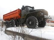 Продам Урал 5557 Сельхозник (самосвал с боковой разгрузкой)
