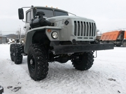 Продам Шасси Урал 4320 после полного капитального ремонта