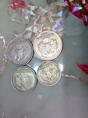 Монеты 1997-1998 годов