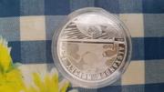серебряная монета 925 пробы