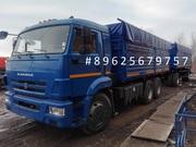 КАМАЗ 65115 зерновоз,  новый без электроники