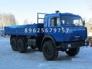 КАМАЗ 43118 бортовой вездеход,  новый без электроники
