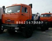 КАМАЗ 44108 тягач вездеход,  новый без электроники