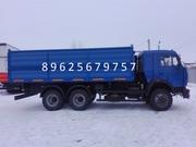 КАМАЗ 65115 зерновоз самосвал,  новый без электроники