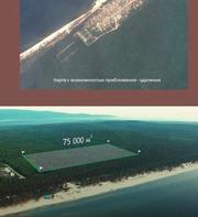 Продам земельный участок на Байкале 7.5 га