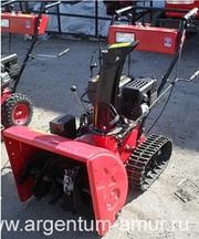Снегоуборщик гусеничный бензиновый VST-7G