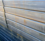 Труба профильная ГОСТ30245-03,  доставка сталь 09г2с